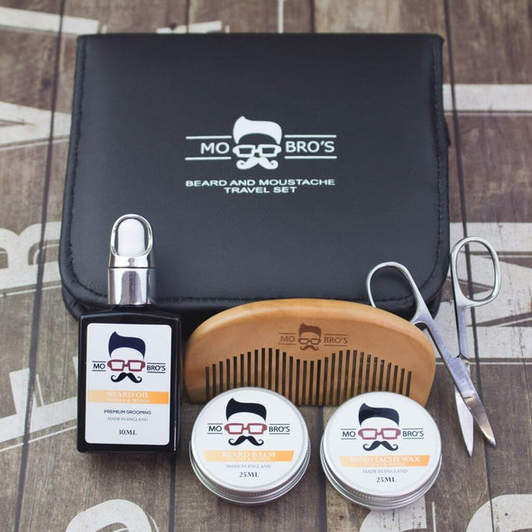 Beard Travel Kit