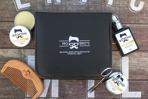 Mo Bro's Beard Travel Set