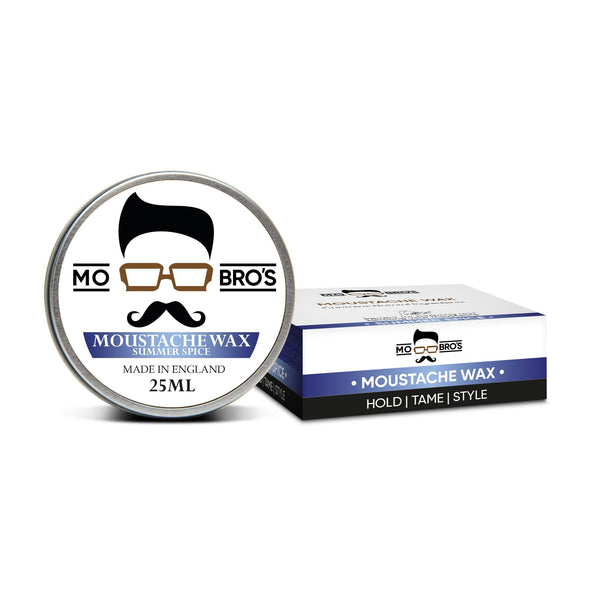 Moustache Wax - 25ml