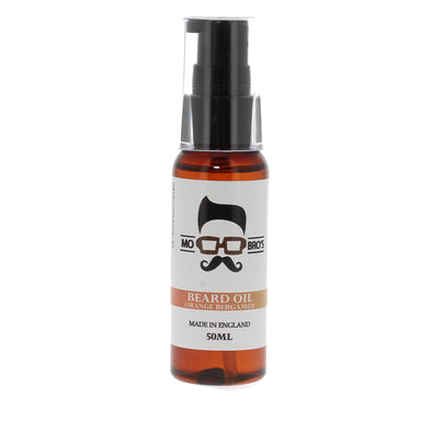 Premium Beard Oil - 50ml - Orange Bergamot