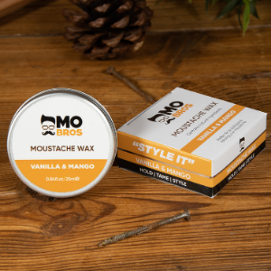 Moustache Wax Style and Hold