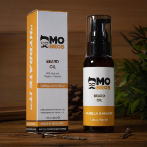 Beard Oil to Style and Hydrate