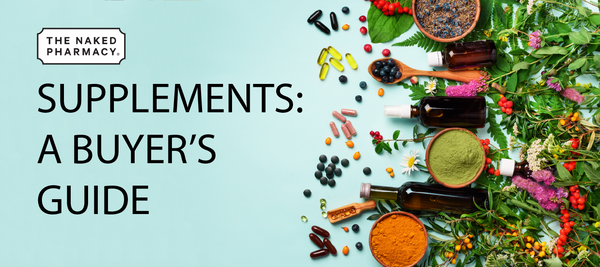 Supplements: A buyer's guide