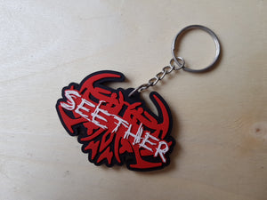 Seether Band Key Ring