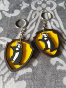 House Harry Potter Keyring ↠ Hufflepuff