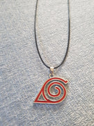 Naruto Necklace