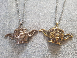 Yoda Star Wars Necklace