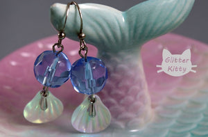 Clamshell Earrings