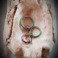 Ball Closure Ring ↠ Rainbow