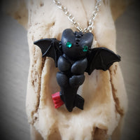 Mini Toothless Necklace