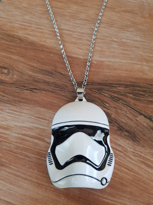 Stormtrooper Star Wars Necklace