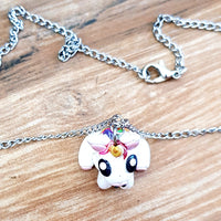 Fat Unicorn Necklace
