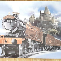 Hogwarts Express Harry Potter Placemat