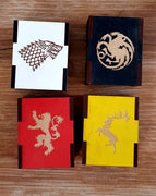 Game Of Thrones Great House Matchbox Holder