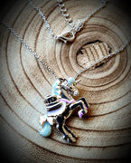 Show Unicorn Necklace