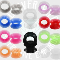 Skinz Silicone Tunnels ~ Pair