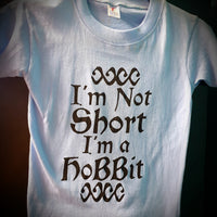 Hobbit Kiddies T-shirt