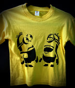 Minions Kiddies T-shirt