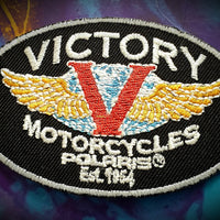 Victory Motorcycles Badge Patch