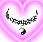 Charmed Tattoo Choker
