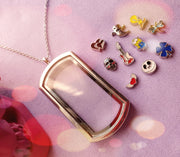 Floating Locket & Lucky Charms Combo Deal