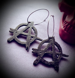 Anarchy Earrings