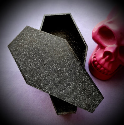 Coffin Trinket Box