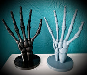 Skeleton Hand Ring Holder Ornament