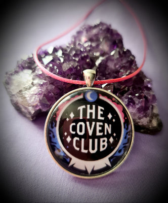 Coven Club Cabochon Necklace