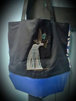 Fairy Tote|Shopper Bag