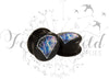Diamond Galaxy Plugs
