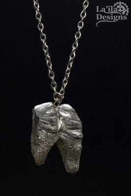 Kudu Tooth Necklace
