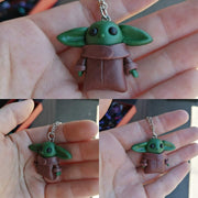 Baby Yoda Necklace