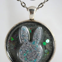 Holo Bunbun Necklace