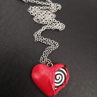 Alternative Heart Necklace