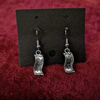 Money Note Earrings