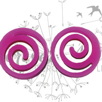 Spiral Tunnels ↠ Purple