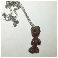 Groot Necklace