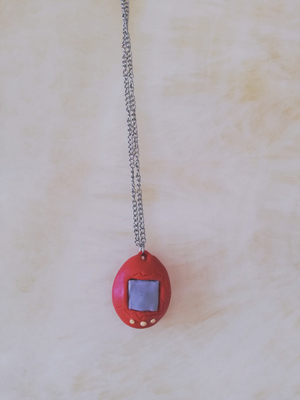 Tamagotchi Necklace