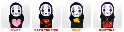 No Face Spirited Away Plushie ~ Pre-order