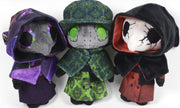 Tall Plague Doctor Plushie ~ Pre-order