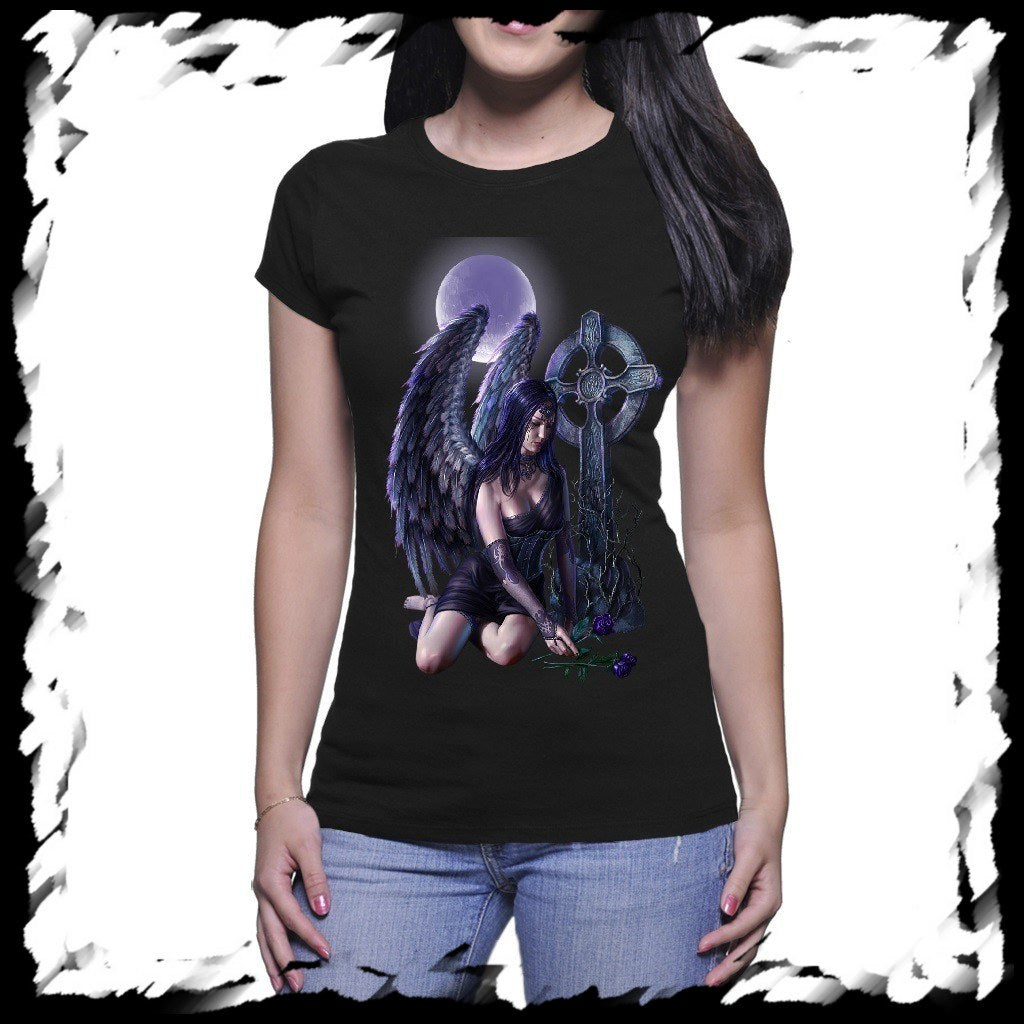 Celtic Angel Ladies Tee ~ Pre-order