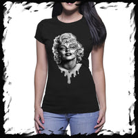 Alternative Marilyn Monroe Ladies Tee ~ Pre-order