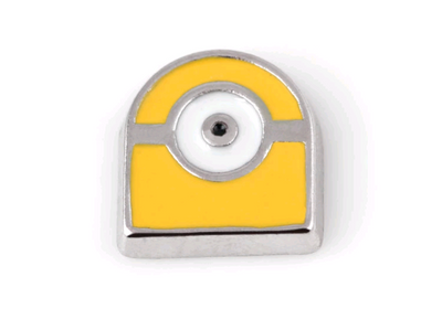 Minion Floating Charm