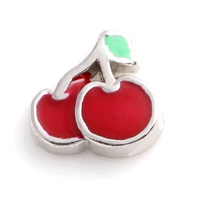 Cherry Floating Charm