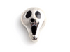 Scream Face Floating Charm
