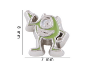 Mike Wazowski Floating Charm