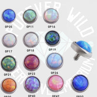 Opal Bezel Dermal Top