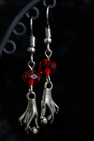 Elegant Hand Earrings
