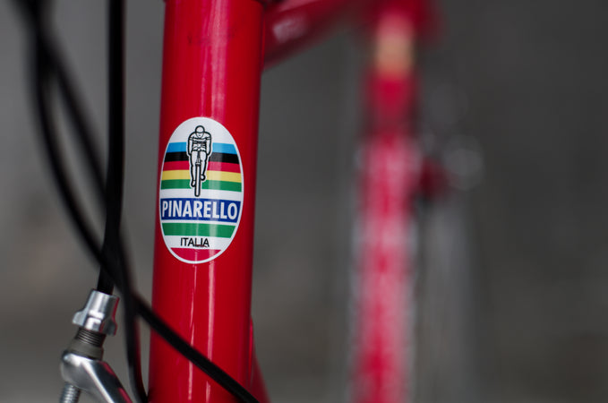 Claudia's Pinarello Commuter